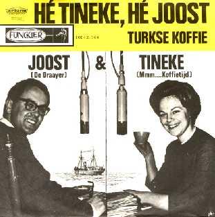 Singel van Joost & Tineke